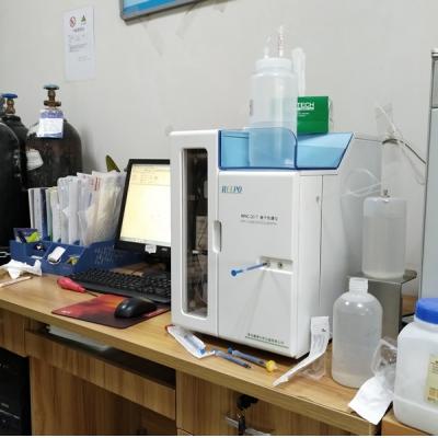 睿谱在国内率先推出2mm离子色谱系统